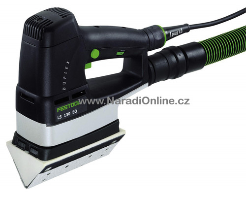lineární bruska FESTOOL, DUPLEX, LS 130 EQ-PLUS