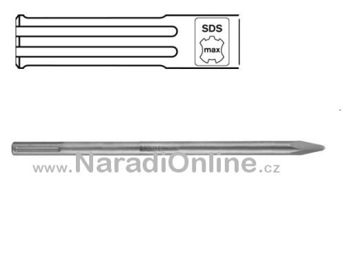 sekáč SDS MAX, špičák, STANDARD, 400mm