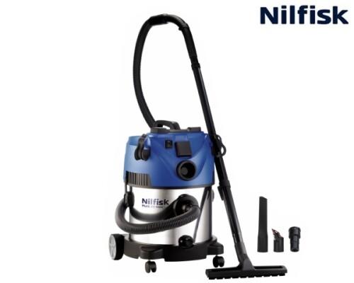 vysavač pro mokrosuché vysávání, NILFISK Multi 20 T INOX