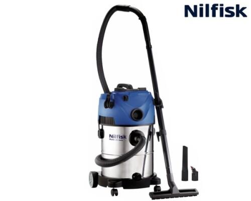 vysavač pro mokrosuché vysávání, NILFISK Multi 30 INOX
