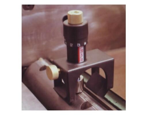 magnetický ustavovač hoblovacích nožů, CMT
