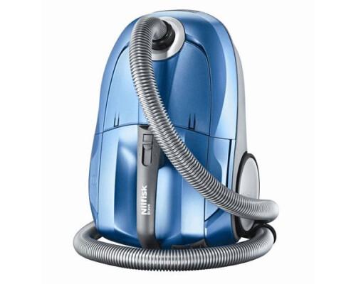 Domací vysavač Nilfisk Bravo Energy, modro-šedý