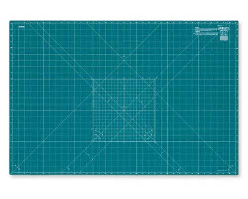 Řezací podložka zelená Olfa CM-A1, 94x63cm, 2mm