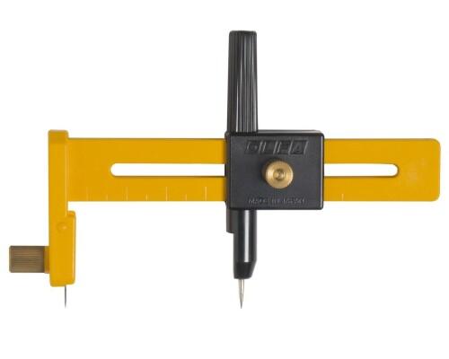 Řezací kružítko Olfa CMP-1, průměr 15cm