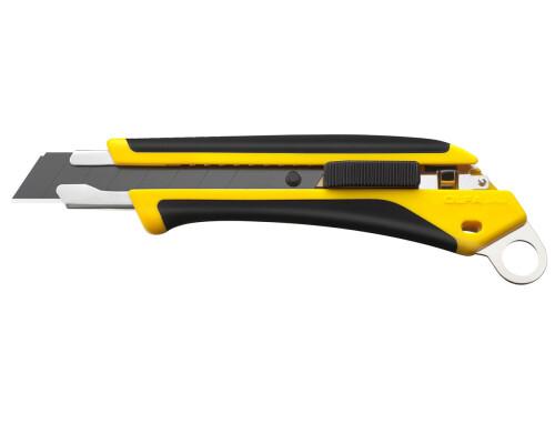 Výsuvný řemeslnický řezač s plochou pojistkou Olfa L6-AL