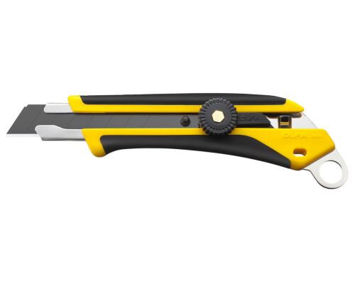 Výsuvný řemeslnický řezač s kolečkem Olfa L-6