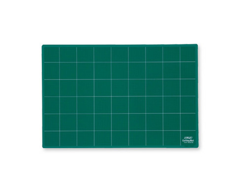 Řezací podložka zelená Olfa NCM-S, 45x30cm, 3mm