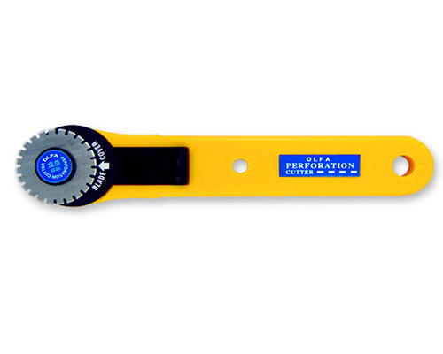 Rotační kruhový řezač - perforovač OLFA PRC-3, průměr 28mm