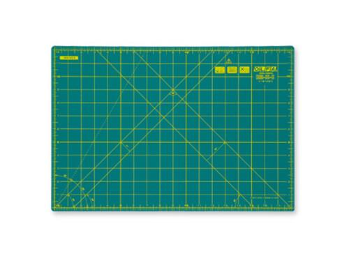 Řezací podložka zelená Olfa RM-IC-C, 45x30cm,1,5mm