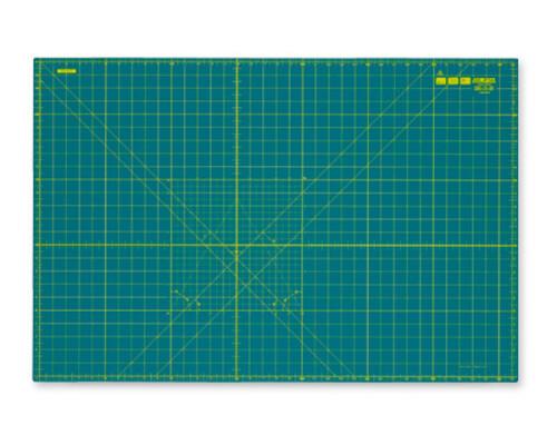 Řezací podložka zelená Olfa RM-IC-M, 90x60cm,1,5mm