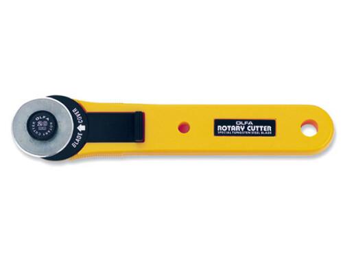 Rotační kruhový řezač OLFA RTY 1/G, průměr 28mm