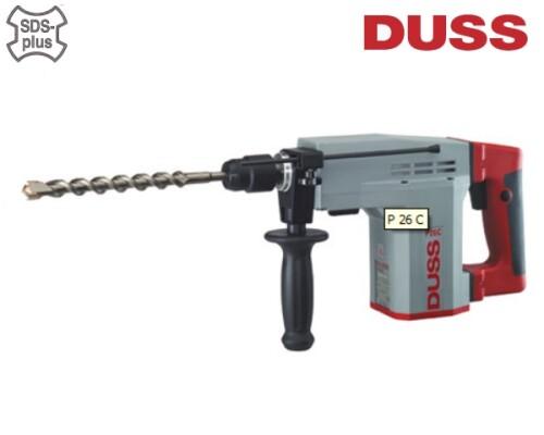 vrtací a sekací kladivo DUSS, P 26 C, 3,9kg, SDS-plus