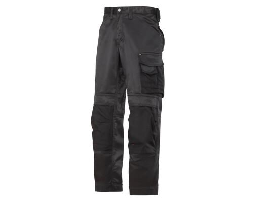 Pracovní řemeslnické kalhoty Duratwill, černá, velikost 058