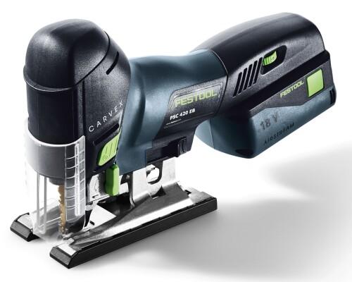 AKU přímočará pila Festool Carvex PSC 420 Li 5,2 EB-Plus-SCA