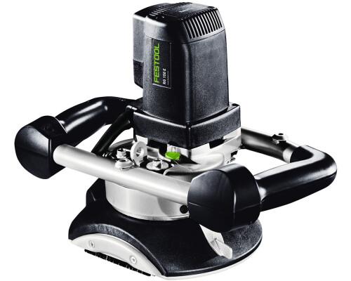 Sanační bruska-frézka Festool RG 150 E-Set DIA ABR + kotouč abrazaiv