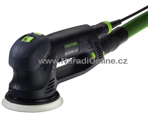 excentrická bruska FESTOOL, ROTEX 125 FEQ-PLUS