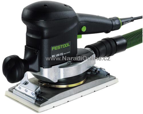 vibrační bruska FESTOOOL, RS 100 CQ, 115x221mm