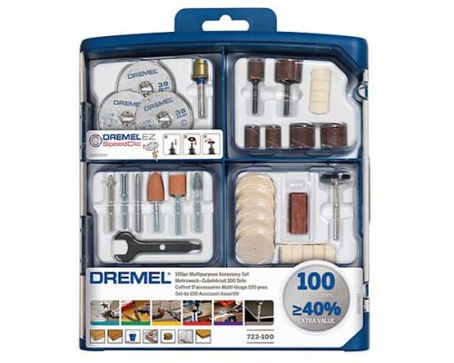 Sada nástrojů Dremel 100ks