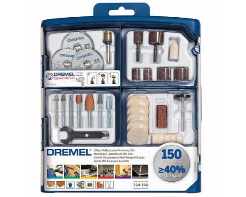 Sada nástrojů Dremel 150ks