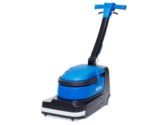 Podlahový mycí stroj ručně vedený, bateriový, Scrubtec 334 C