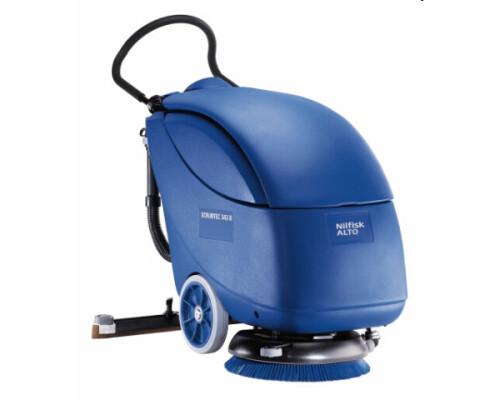 Podlahový mycí stroj s chodící obsluhou Scrubtec 343.2 E