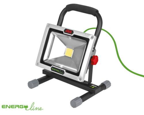 Elektrické stavební LED svítidlo halogen, 20W