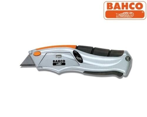 řemeslnický nůž BAHCO s výměnnou trapézovou čepelí