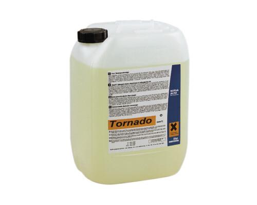 Čistící přípravek pro podlahové a tlakové myčky Tornado, pH:11, 10l