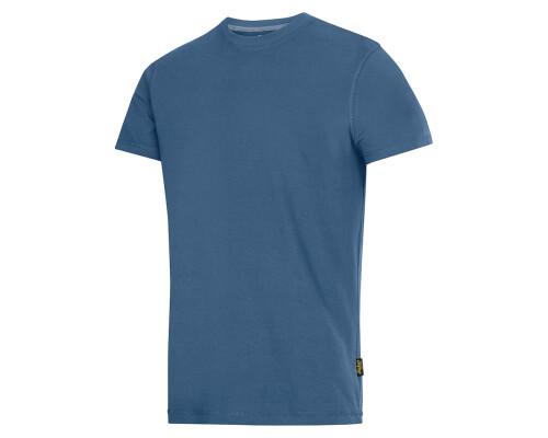 Tričko s krátkým rukávem Snickers 160g, modrá, velikost M