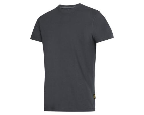 Tričko s krátkým rukávem Snickers 160g, tmavě šedá, velikost M