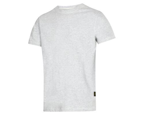 Tričko s krátkým rukávem Snickers 160g, světle šedá, velikost M