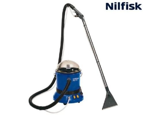 čistič na koberce, extraktor, NILFISK TW 300