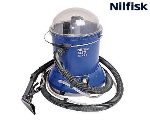 čistič na koberce, extraktor, NILFISK TW 300CAR