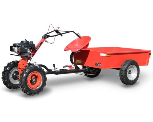 Sestava malotraktor Vari Global Honda GSV 190 + přívěsný vozík