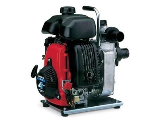 motorové vodní čerpadlo Honda WX 15, 240l/min