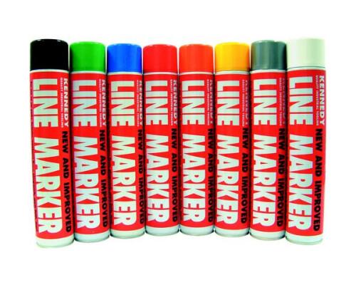 Průmyslový značkovací spray, modrá barva, 750ml